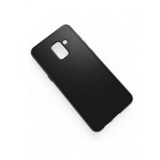Juodos spalvos dėklas X-Level Guardian Samsung Galaxy A600 A6 2018 telefonui