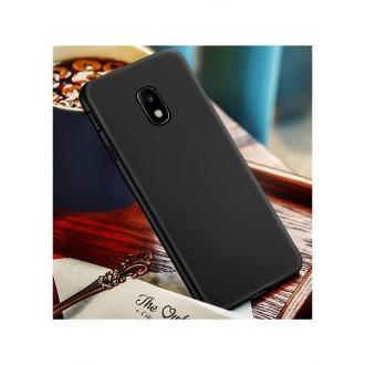 Juodos spalvos dėklas X-Level Guardian Samsung Galaxy J530 J5 2017 telefonui