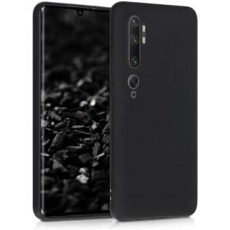 Juodos spalvos dėklas X-Level Guardian Xiaomi Mi 10 telefonui