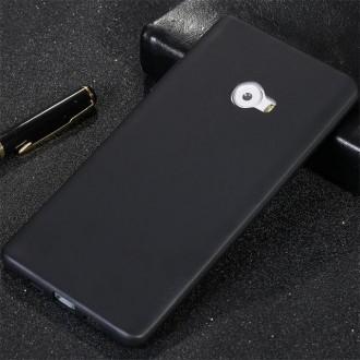 Juodos spalvos dėklas X-Level Guardian Xiaomi Mi Note 2 telefonui