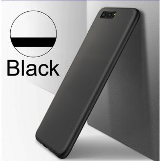 Juodos spalvos dėklas X-Level Guardian Xiaomi Redmi Note 8 telefonui