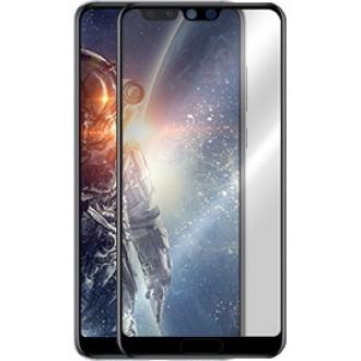"""LCD apsauginis stikliukas """"5D Full Glue Premium"""" Huawei P20 Pro / P20 Plus juodas aukščiausios kokybės"""