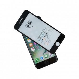 LCD apsauginis stikliukas 9H 5D telefonui Samsung S21 Plus Telefonui