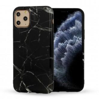 Dėklas Marble Silicone Samsung A51 telefonui (Design 6)