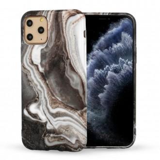 Dėklas Marble Silicone Apple iPhone 7 / 8 / SE telefonui (Design 7)