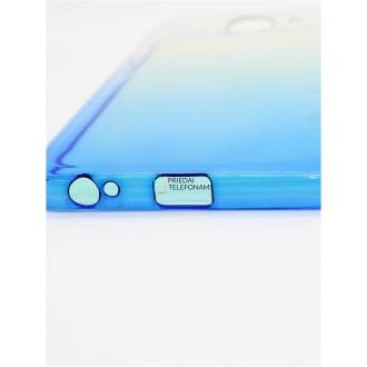 "Mėlynos spalvos dėklas Samsung Galaxy J400 J4 2018 telefonui ""Blueray"""