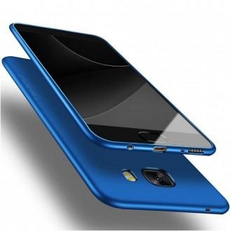 Mėlynos spalvos dėklas X-Level Guardian Apple iPhone 12 telefonui