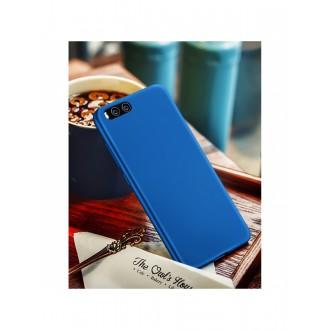 Mėlynos spalvos dėklas X-Level Guardian Xiaomi Mi 6 telefonui