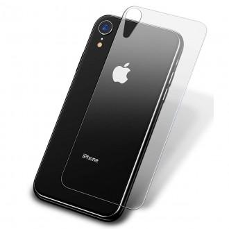 Nugarėlės apsauginis stikliukas Apple Iphone XR  telefonui