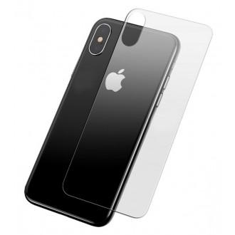 Nugarėlės apsauginis stikliukas Apple Iphone XS Max telefonui