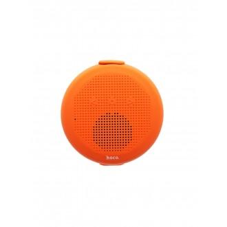 Oranžinis bluetooth nešiojamas garsiakalbis HOCO BS18