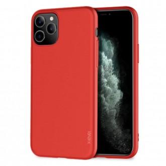 Raudonos spalvos dėklas X-Level Guardian Apple iPhone 11 Pro Max telefonui