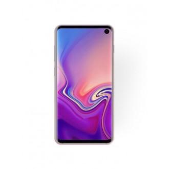 """Rožinis blizgantis silikoninis dėklas Samsung Galaxy G973 S10 telefonui """"Shining"""""""