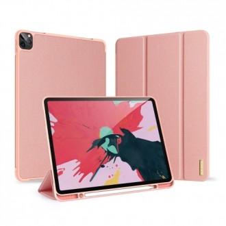 """Rožinis dėklas Dux Ducis """"Domo"""" Apple iPad Pro 12.9 2020"""