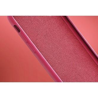 """Rožinis silikoninis dėklas Samsung Galaxy G988 S20 Ultra telefonui """"Silicone Lite"""""""