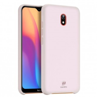 "Rožinis silikoninis dėklas Xiaomi Redmi 8A telefonui Dux Ducis ""Skin Lite"""