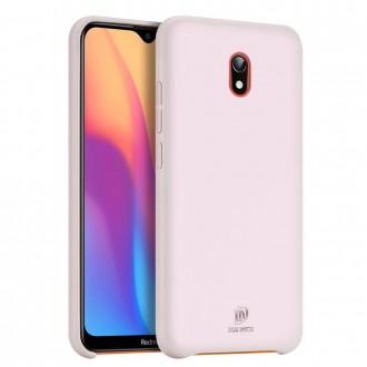 """Rožinis silikoninis dėklas Xiaomi Redmi 8 telefonui Dux Ducis """"Skin Lite"""""""
