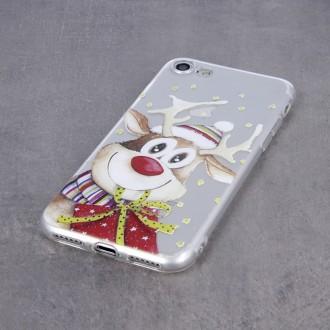 "Silikoninis dėklas Apple iPhone 11 Pro Max telefonui ""Ultra Trendy Christmas1"""