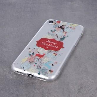 "Silikoninis dėklas Apple iPhone 11 Pro Max telefonui ""Ultra Trendy Christmas3"""