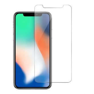 "Skaidrus apsauginis grūdintas stiklas Apple Iphone XR / 11 telefonui ""Nano Optics 5D UV Glue"""