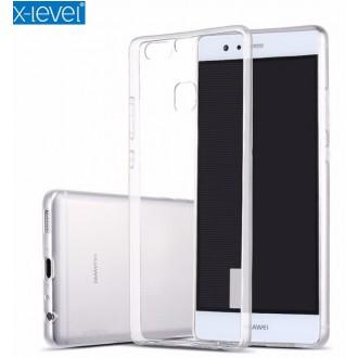 "Skaidrus dėklas X-Level ''Antislip"" telefonui Xiaomi Redmi Note 9"