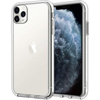 "Skaidrus dėklas Apple iPhone 11 Pro Max telefonui ""X-Level Antislip"""