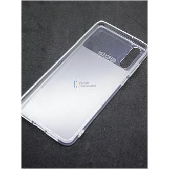 """Skaidrus dėklas Huawei P20 telefonui """"X-Level Antislip"""""""