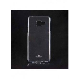 "Skaidrus dėklas Mercury Goospery ""Jelly Clear"" Samsung Galaxy A520 A5 2017 telefonui"