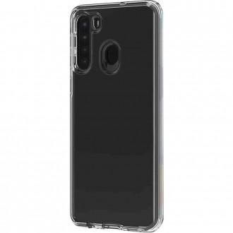 """Skaidrus dėklas Samsung Galaxy A21 telefonui """"X-Level Antislip"""""""