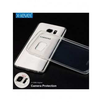 """Skaidrus dėklas Samsung Galaxy G930 S7 telefonui """"X-Level Antislip"""""""