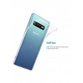 """Skaidrus dėklas Samsung Galaxy G970 S10e telefonui """"X-Level Antislip"""""""