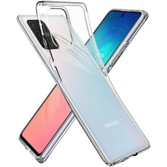 "Skaidrus dėklas Samsung Galaxy S10 Lite / A91 telefonui ""X-Level Antislip"""