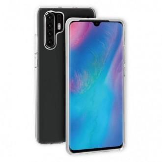 """Skaidrus silikoninis dėklas Huawei P30 Pro telefonui """"BeHello Gel"""""""