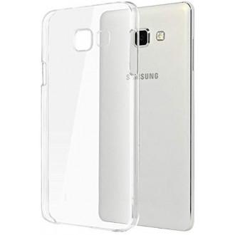 Skaidrus plonas 0,3mm silikoninis dėklas Samsung Galaxy A5 2016 telefonui