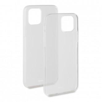 """Skaidrus silikoninis dėklas Apple iPhone 11 telefonui """"BeHello ThinGel"""""""