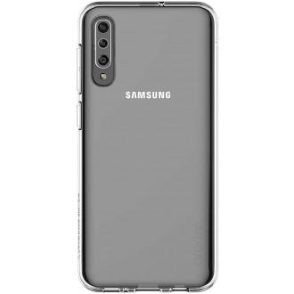 "Skaidrus silikoninis dėklas ""Araree A Cover"" Samsung Galaxy A505 A50 / A507 A50s telefonui"