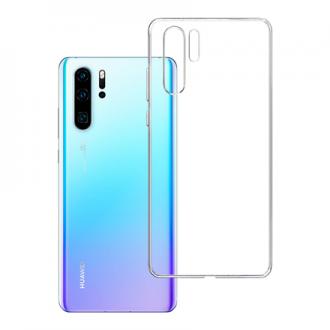 """Skaidrus silikoninis dėklas Huawei P30 Pro telefonui """"3MK"""" 1,2mm"""