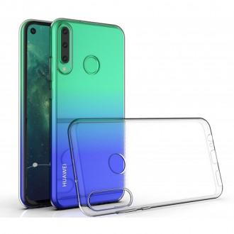 """Skaidrus silikoninis dėklas Huawei P40 Lite E / Y7P telefonui """"Mercury Goospery Jelly Clear"""""""