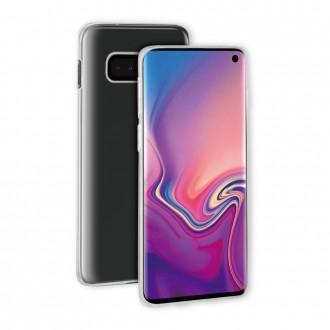 "Skaidrus silikoninis dėklas Samsung Galaxy G970 S10e telefonui ""BeHello ThinGel"""