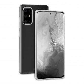 """Skaidrus silikoninis dėklas Samsung Galaxy G986 S20 Plus telefonui """"BeHello ThinGel"""""""