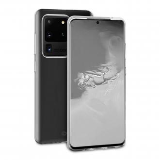 """Skaidrus silikoninis dėklas Samsung Galaxy G988 S20 Ultra telefonui """"BeHello ThinGel"""""""