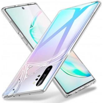 "Skaidrus silikoninis dėklas Samsung Galaxy N975 Note 10 Plus telefonui ""Esr Essential Zero"""