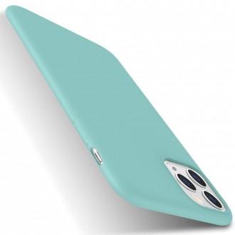 Šviesiai žalios spalvos dėklas X-Level Dynamic Apple iPhone 11 Pro Max telefonui