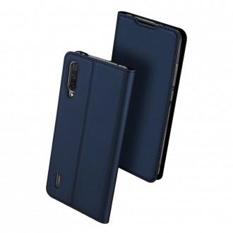 """Tamsiai mėlynas atverčiamas dėklas Xiaomi Mi A3 telefonui """"Dux Ducis Skin"""""""