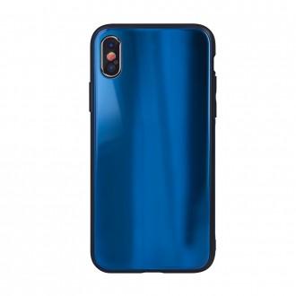 """Tamsiai mėlynas dėklas Samsung Galaxy G986 S20 Plus telefonui """"Aurora"""""""