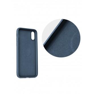 "Tamsiai mėlynas silikoninis dėklas Xiaomi Pocophone F1 telefonui ""Soft Case Magnet"""