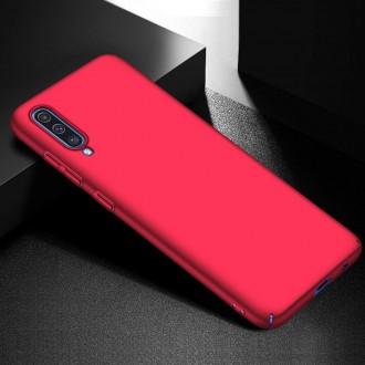 Vyno raudonos spalvos dėklas X-Level Guardian Samsung Galaxy A705 A70 telefonui