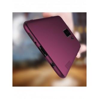 Vyno raudonos spalvos dėklas X-Level Guardian Samsung Galaxy G965 S9 Plus telefonui