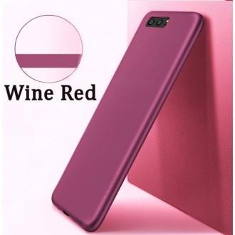 Vyno spalvos dėklas X-Level Guardian Huawei P40 Pro telefonui