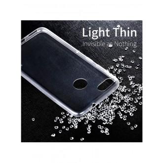 X-Level Antislip skaidrus dėklas Huawei P9 Lite Mini telefonui